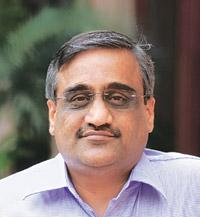 Strategic move: Kishore Biyani, managing director of Pantaloon. Hemant Mishra/Mint
