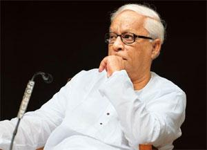 Red alert: West Bengal chief minister Buddhadeb Bhattacharjee. Indranil Bhoumik / Mint