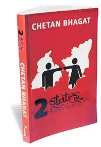 2 States—The Story of My Marriage: Rupa & Co., 269 pages, Rs95