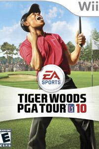 'Tiger Woods PGA Tour 10' is in the bunker.