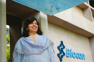 Looking ahead: Biocon managing director Kiran Mazumdar-Shaw. Hemant Mishra / Mint