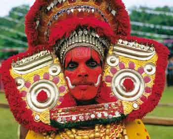 On the fringe: One of Dalrymple's stories is about Theyyam dancers. Dinodia