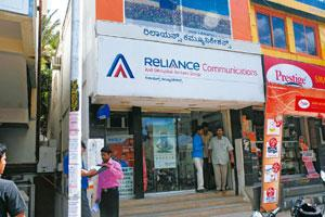 Denying charges: RCom says Rs160 crore of the said additional financial liability relates to industry issues that apply to all phone firms. Hemant Mishra/Mint