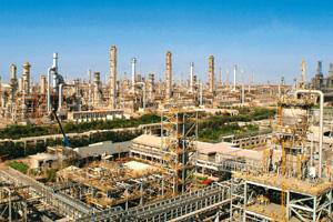 Large investment: Reliance Industries' Jamnagar refinery in Gujarat. AFP
