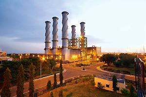 Energy need: NTPC's Gandhar power plant in Gujarat.