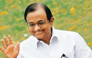 Policy decisions: Union home minister P. Chidambaram. Adnan Abidi / Reuters