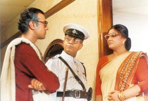 Sleuth tale: A TV version of Byomkesh Bakshi aired on Doordarshan in 1993. Hindustan Times