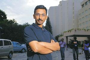 Flexible approach: Helion Venture Partners' managing director Ashish Gupta. Hemant Mishra / Mint