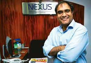 B versus A: Nexus India Capital co-founder Suvir Sujan says there are only a handful of VCs doing early-stage investments in India.  Abhijit Bhatlekar / Mint