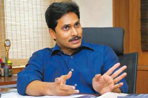 Last laugh: Member of Parliament, Y.S. Jagan Mohan Reddy. The development has given a fresh lease of life to the Jagan camp. Bharath Sai / Mint