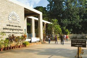 Sunny days: The Indian Institute of Management, Bangalore. According to the IIMs that are in the process of placing students as summer interns next year, the situation has changed for the better. Hema