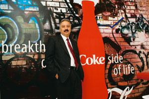 All clear: Coca-Cola India CEO Atul Singh believes in leading with transparency. Rajkumar/Mint