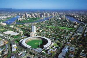 Balmy: Winter in the northern hemisphere means sunny skies. Queensland Tourism
