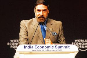 Harmonizing act: Commerce and industry minister Anand Sharma stressed the importance of ensuring better access to markets at WTO in his address at the India Economic Summit in New Delhi on Sunday. Ram