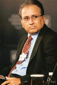 Future prospects: Suresh Vaswani says BPO will drive growth for the IT industry. Rajkumar / Mint