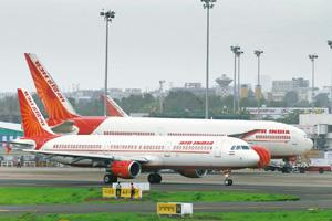 Ground reality: A group of ministers is expected to take a call on Thursday on granting funds to bail out the Air India, which says its working would improve this fiscal with more passengers and cost-