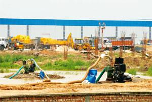Project awaited: A file photo of the Nano factory site in Singur in West Bengal. Tata Motors moved its factory to Sanand in Gujarat. Indranil Bhoumik / Mint