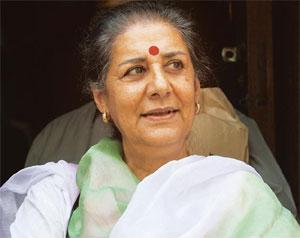 Policy change: I&B minister Ambika Soni says the new system will enable existing cable operators to lower operational costs. Ramesh Pathania / Mint