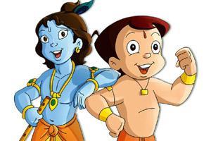 krishna bheem are the new cartoon idols for children livemint
