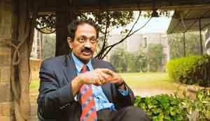 Mind games: Vilayanur S. Ramachandran, author of the best-selling book Phantoms in the Brain. Ramesh Pathania / Mint