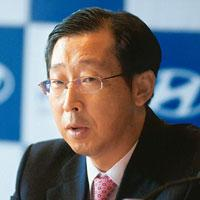 New priority: Hyundai Motors India chief executive officer H.W. Park says the auto maker will aggressively defend its market share. Rajkumar/Mint