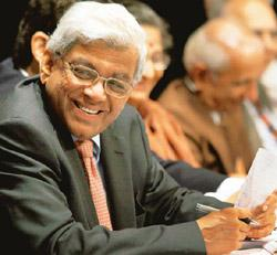 Rate outlook: HDFC chairman Deepak Parekh says interest rates will remain more or less flat in the next six months or so. PTI