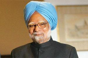 Peaceful neighbourhood: Prime Minister Manmohan Singh says India would like democracy to succeed and flourish in Pakistan. Subhav Shukla / PTI