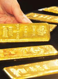 Drastic fall: Demand for gold in India is currently nil. Hauryoshi Yamaguchi / Bloomberg
