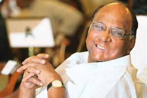 Soaring inflation: Food and agriculture minister Sharad Pawar. The Congress says the Union government needs to take immediate short- and long-term measures to provide relief to the common man. Pankaj