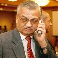 Probe initiated: Atomic Energy Commission chairman Anil Kakodkar. Scott Eells / Bloomberg