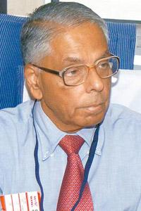 Seeking information: National security adviser M.K. Narayanan. PIB