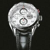 Test of time: A Tag Heuer Carrera watch