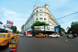 Spy city:Kolkata's Park Street, the setting for some Feluda stories. Indranil Bhoumik / Mint