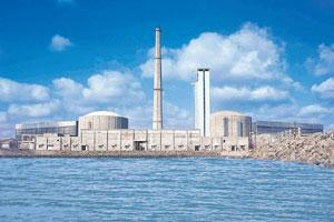 Costly power:Tarapur nuclear power plant in Maharashtra. The cost of the US nuclear power technology is Rs15-16 crore per megawatt.