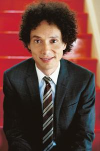 Genre bender: Gladwell has been writing for The New Yorker since 1996 and has written three more books. Brooke William / Hachette Book Group / Bloomberg