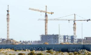 Balancing act: A file photo of one of Nakheel's projects in Dubai. Investors are waiting to see if the Dubai state-controlled developer will pay the maturing $3.52 billion Islamic bond, known as sukuk