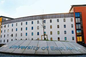 Centre of dispute: The University of East Anglia, from whose server the controversial emails were stolen. Kirsty Wigglesworth / AP