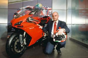 Riding on hope: Ducati expects it will sell 150 bikes in India in 2010.. Ramesh Pathania/Mint