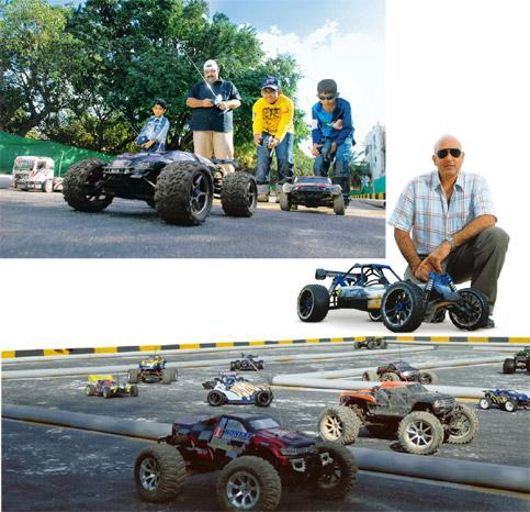 Control freaks: (clockwise) Biju Jose takes part in a race in Bangalore; Harish Kukreja, aka Handbrake Harry, is part of a 50-member enthusiasts' group. Hemant Mishra / Mint