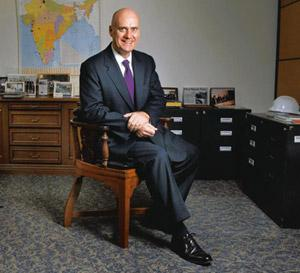 Change of guard: Mark Robinson, who took over as CEO of Citi South Asia earlier this year, says he came to India to build on the business created, and not to change things. Abhijit Bhatlekar/Mint