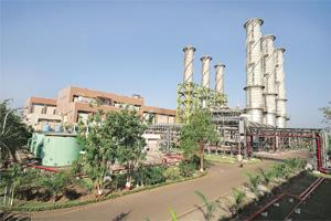 New norms: NTPC's Gandhar power plant in Gujarat. Banks involved in selling the utility's proposed follow-on public offering are said to be paying a substantial sum from their own pocket towards issue