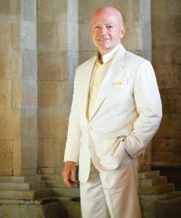 Protecting interest: Mark Mobius of Templeton Asset Management. Dimas Ardian / Bloomberg