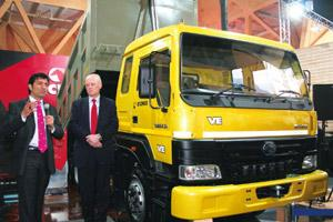 Eicher aims for 15 share of heavy truck market launches for Eicher motors share price forecast