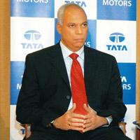 Going forward: Tata Motors' Telang says the company is not dissuaded by cancellations of customer orders for the Nano. Ashesh Shah / Mint