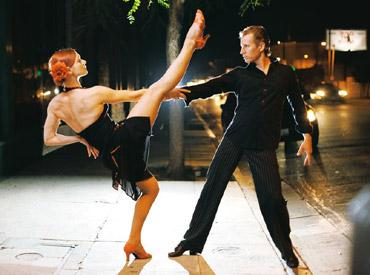 Let's dance: The tango originated in the brothels and poor neighbourhoods of Buenos Aires.