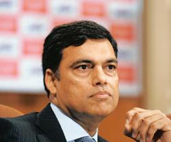 Leverage game: JSW Group vice-chairman Sajjan Jindal. JSW Cement and JSW Aluminium, both unlisted, are wholly owned by Jindal. Abhijit Bhatlekar/Mint