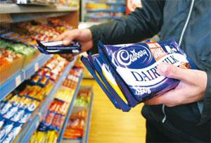 Sugar spike: Cadbury India says the firm cannot rule out price increases in the coming months as input costs continue to rise. Sugar prices rose 71% since January 2009 to Rs3,365 per quintal in Decemb