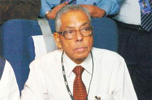 Cyber threat: National security adviser M.K. Narayanan. PIB