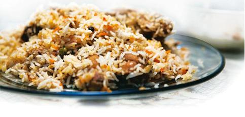 Mughal innovation: The biryani was invented as a variation to the yakhni pulao. Madhu Kapparath / Mint
