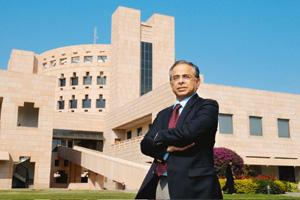 Beyond numbers: Indian School of Business dean Ajit Rangnekar says the institute's biggest priority is research. Bharath Sai / Mint